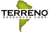 Terreno Resources Corp. Announces Resignation of Icke