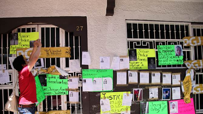 3 people detained in Mexico City bar abduction