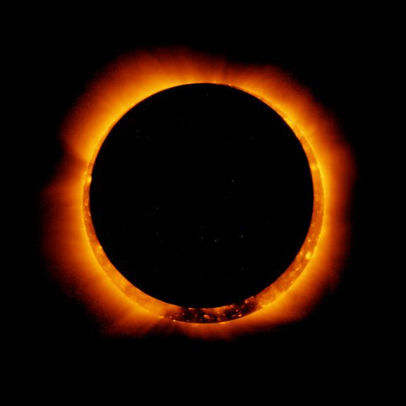 'Ring of Fire' Solar Eclipse Occurs May 20
