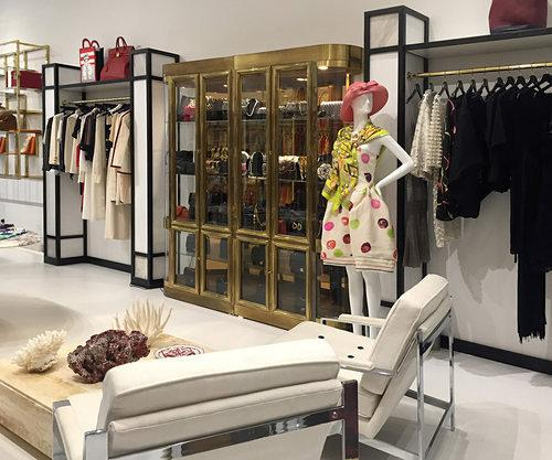 Rackedhampton: High-end Vintage Shop What Goes Around Comes Around Opens in East Hampton