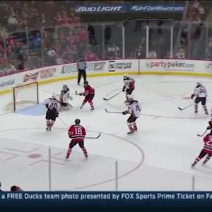 John Gibson Save on Adam Henrique (12:37/2nd)