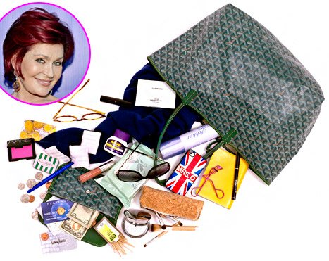 Sharon Osbourne: What's in&nbsp;&hellip;
