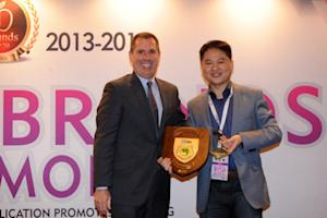ZTE Awarded Top Consumer Electronics Brand by IDG