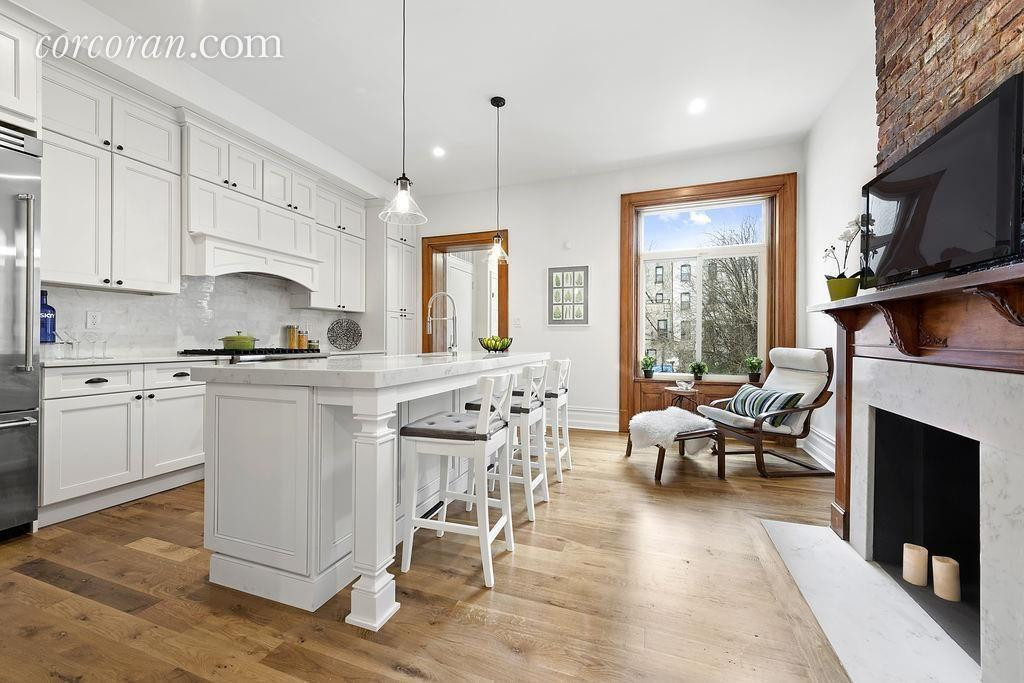 'Spectacular' Crown Heights Townhouse Wants $1.9 Million