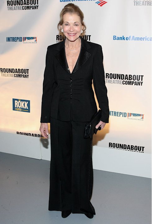 Jessica Walter attends the after party for the Broadway opening night of &quot;Anything Goes&quot; at the Intrepid Sea-Air-Space Museum on April 7, 2011 in New York City. 