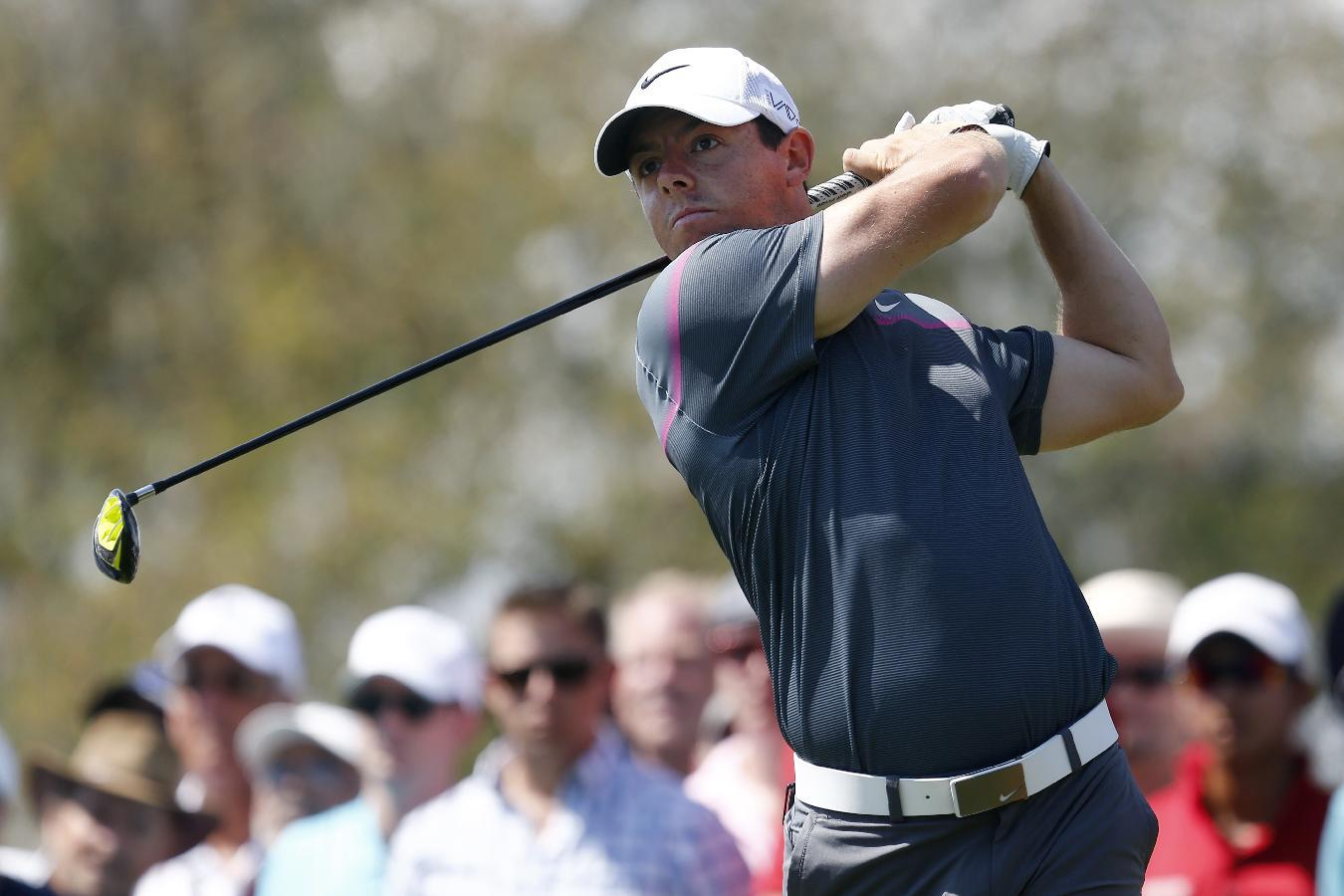 Rory McIlroy's gym routine may convince you to pick up a dumbbell