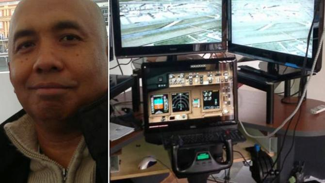 FBI Finishes Probe into Malaysia Airlines Captain's Flight Simulator