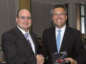 Audi and NXP Announce Strategic Partnership for Automotive Innovation