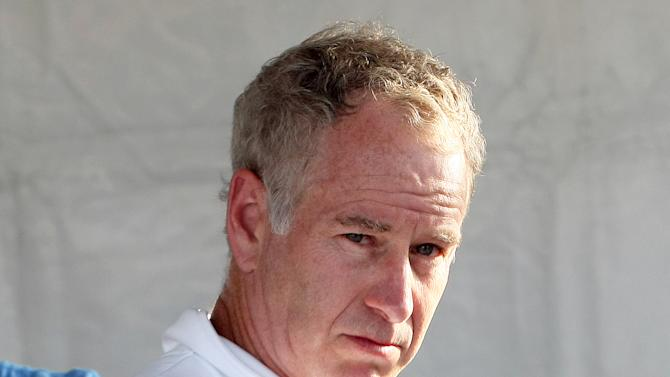 John McEnroe memoir scheduled for 2014