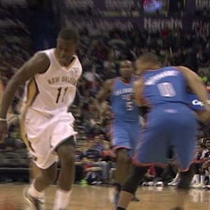 Jrue's Smooth Moves