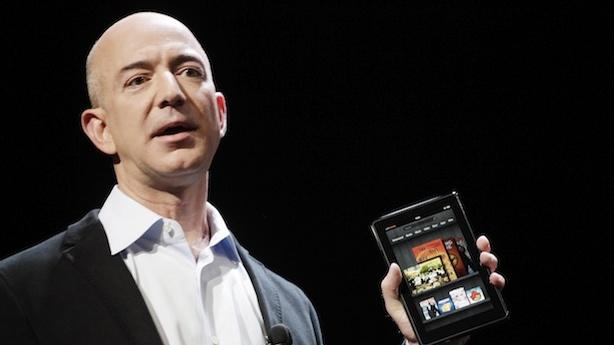 States Settle With Publishers; Amazon's Kindle Fire Burns Out