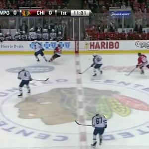 Winnipeg Jets at Chicago Blackhawks - 12/23/2014
