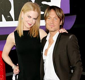 Keith Urban Admits to Sexting Nicole Kidman Once a Year