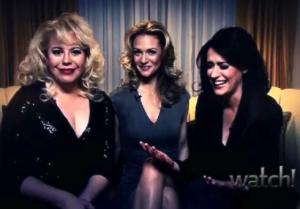 Exclusive Video: The Criminal Minds Ladies As You Have Never Seen Them Before