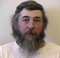 James Ladd is seen in an undated photo provided by the North Carolina Department of Public Safety. North Carolina authorities continue to search for Ladd, a 51-year-old man serving life sentences for murder and robbery who escaped Sunday, Sept. 23, 2012 while working on a prison farm at Tillery Prison. Tillery is a minimum security prison. (AP Photo/N.C. Department of Public Safety)