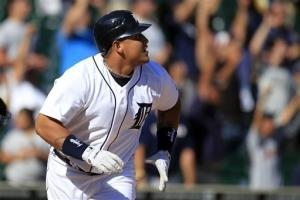 Cabrera's HR caps 5-run rally in 10th for Tigers