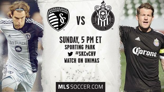 Sporting Kansas City vs. Chivas USA | MLS Match Preview