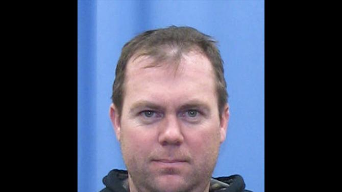 """This undated image provided by the Whitefish, Mont., Police Department shows Wayne Bengston, who shot and killed the host of the Sportsman Channel show """"A Rifleman's Journal"""" while the TV personality was visiting the shooter's wife.  Bengston then beat his wife, took his 2-year-old son to a relative's house, and drove to his home in West Glacier where he apparently killed himself. (AP Photo/Whitefish Police Department)"""