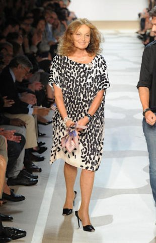 Diane von Furstenberg. Photo Courtesy of Image.net