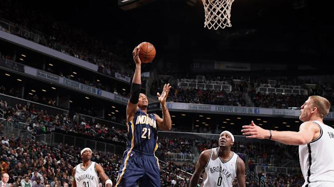 Pacers beat Nets to improve NBA-best start to 7-0