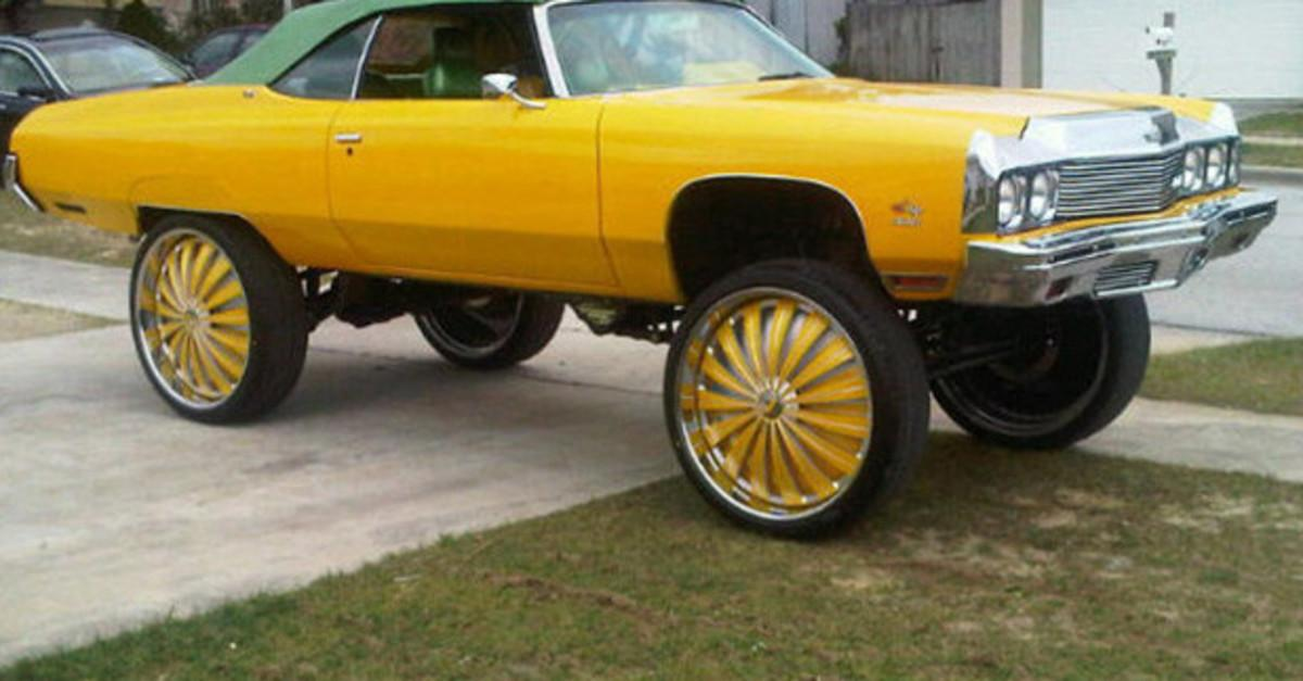 20 Most Ridiculous Cars Driven by Athletes