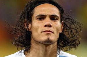 Tabarez: Cavani firmly focused on Uruguay