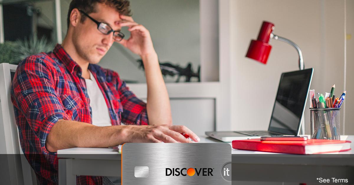 Now Get Paid For Your Good Grades With Discover®