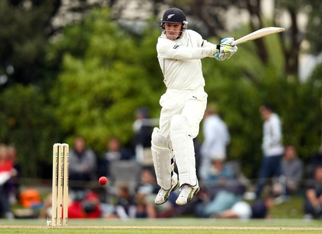 New Zealand v South Africa - 1st Test: Day 4