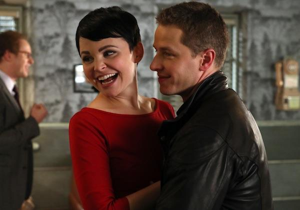 Once Upon a Time: Josh Dallas on the Charmings' Future, Regina's Regret and Hook's Welcome