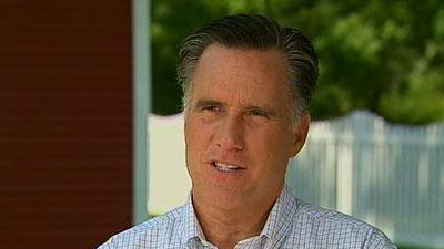 Romney: Dems using Akin flap to discredit GOP