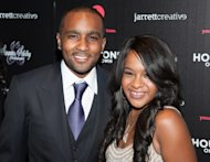 Bobbi Kristina Brown and Nick Gordon attend 'The Houstons: On Our Own' Series Premiere Party in New York City on October 22, 2012  -- Getty Premium