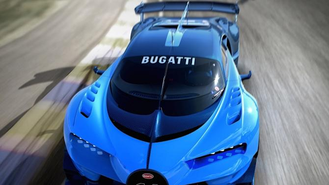 Bugatti's world-challenging Chiron supercar will let you take its roof off