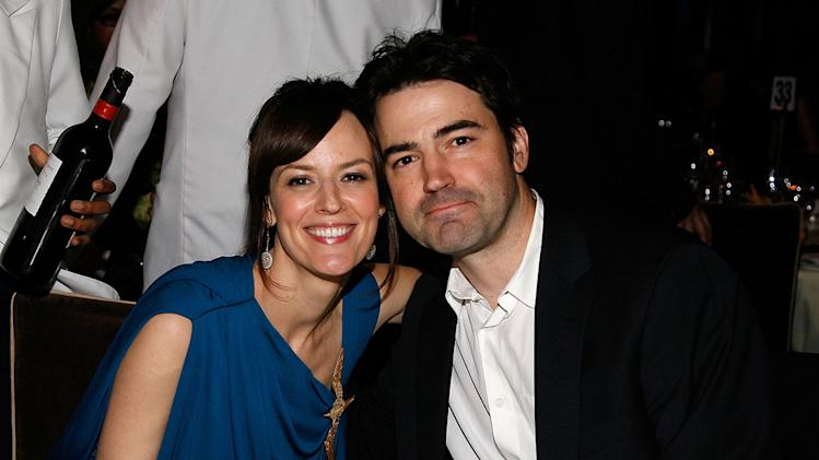 18th Annual Gotham Independent Film Awards NY 2008 Rosemarie DeWitt Ron Livingston