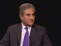 Shah Mahmood Qureshi: Foreing Minister of Pakistan