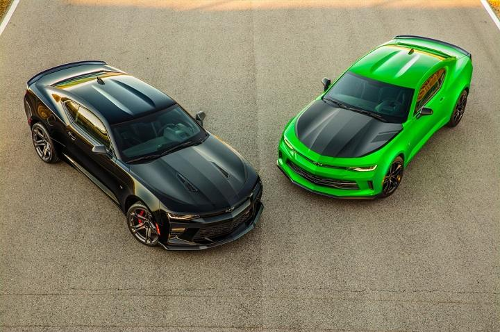 Chevrolet Revives Off-the-Rack 1LE Track Package for Camaro