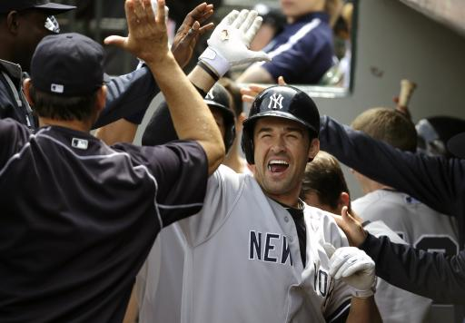 Tanaka strong in return, Yankees sweep Seattle with 3-1 win