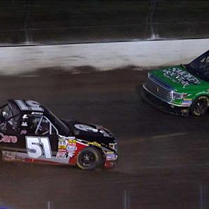 Rough start for Erik Jones at Eldora