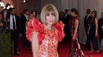 "Anna Wintour Will Sign Your ""China: Through the Looking Glass"" Catalogue"
