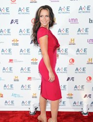 Jennifer Love Hewitt attends A&E Networks 2012 Upfront at Lincoln Center, New York City, on May 9, 2012 -- Getty Images