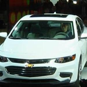 GM Takes on Honda, Toyota With New Malibu