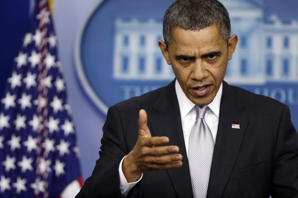 Obama: He and Boehner 'pretty close' to a deal