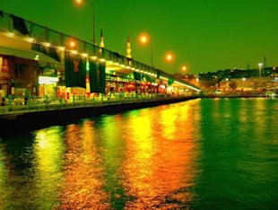Make Your Content Marketing Strategy Sizzle image galata bridge