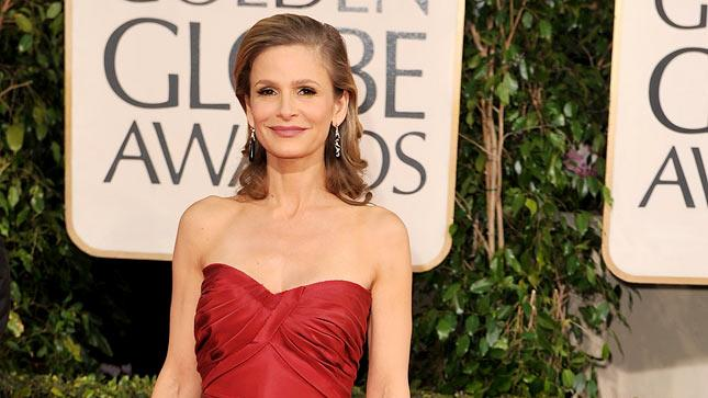 Kyra Sedgwick arrives at the 66th Annual Golden Globe Awards held at the Beverly Hilton Hotel on January 11, 2009 in Beverly Hills, California.