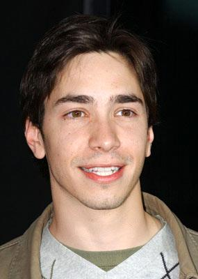 Justin Long at the Hollywood premiere of MGM's The Amityville Horror