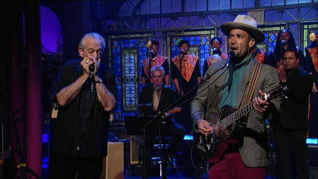 """Ben Harper with Charlie Musselwhite - """"We Can't End This Way"""""""