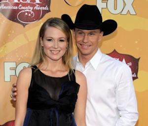 Jewel and Ty Murray arrive at the American Country Awards 2010 held at the MGM Grand Garden Arena in Las Vegas on December 6, 2010 -- Getty Images