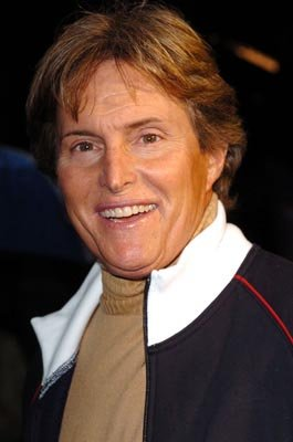Bruce Jenner at the LA premiere of Disney's Miracle