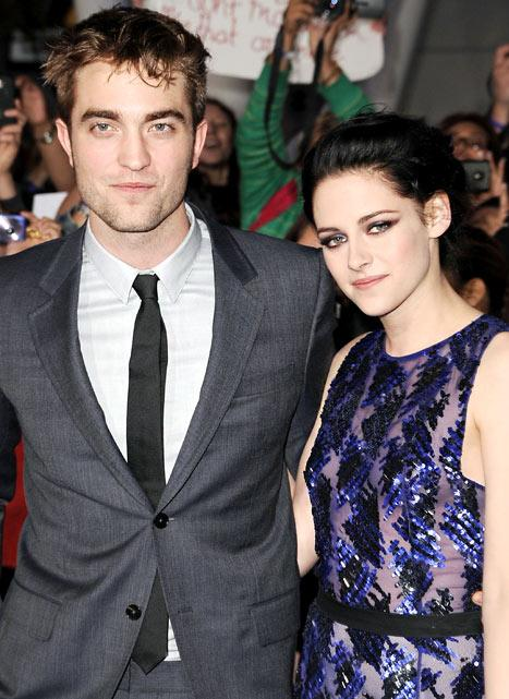 Robert Pattinson: I'm Not Marrying Kristen Stewart Soon
