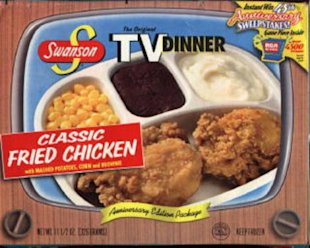 Oven-Baked Swanson TV Dinners