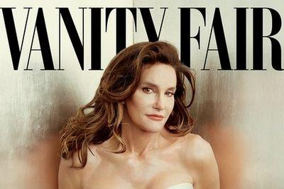 Caitlyn Jenner, formerly known as Bruce, is Vanity Fair's new cover model